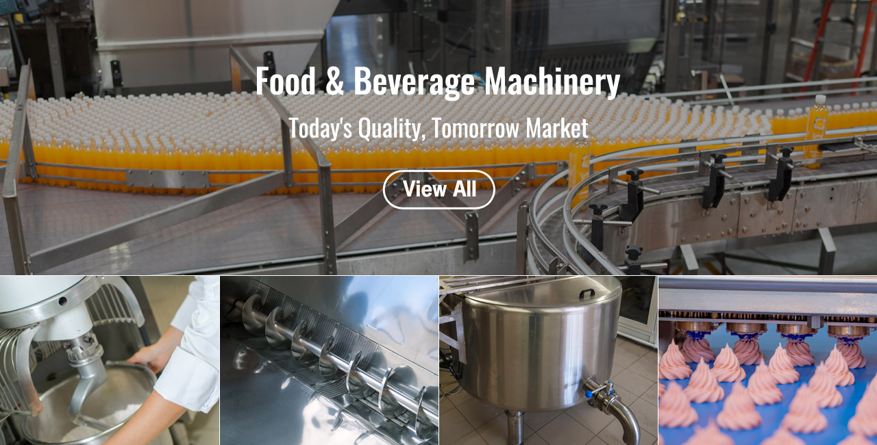 Food & Beverage Machinery